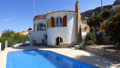 Photo for House Calpe for 4 persons with 2 bedrooms - Holiday house