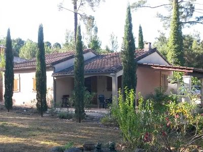 Photo for Detached villa, swimming pool, 3 stars, c holidays accepted