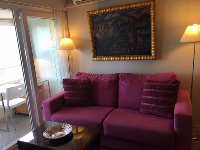 """Photo for """"Suite Alcocer"""" Bright Apt with terrace and pool"""