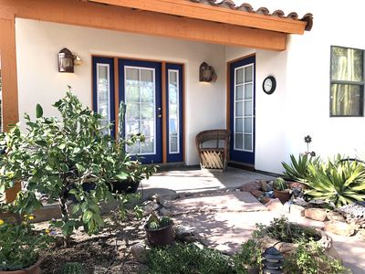 Photo for **Relaxing Midtown Tucson Casita with Lush  Fully Fenced Back Yard**