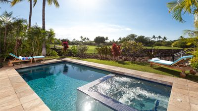Photo for ❤️PiH❤️SEASCAPE★Heated Pool & Spa★Sunsets ★Golf Course Views ★ Adult and Kids Bikes