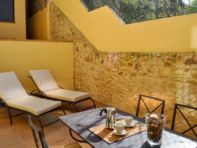 Photo for CAN TARONGETA  B-1 Modern and charming apartment close to the beach
