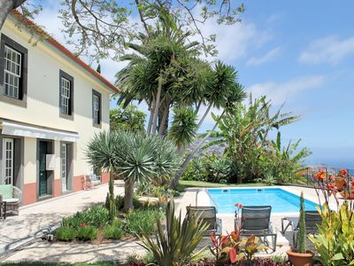 Photo for Luxurious, Traditional, Garden, Peaceful with Heated Pool | Quinta D'Alegria