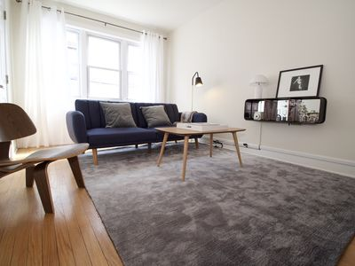 Photo for Bespoke Bucktown Couch House No.2 by Chicagoan