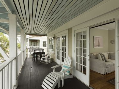 Photo for Bed & Breakfast on Bald Head Island- Marsh Harbour Inn - Royal Palm Suite