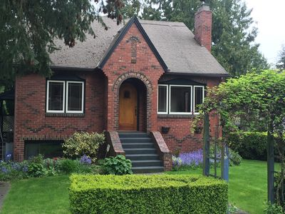 Photo for Brick Tudor in Seahurst, Close to SeaTac & Seattle