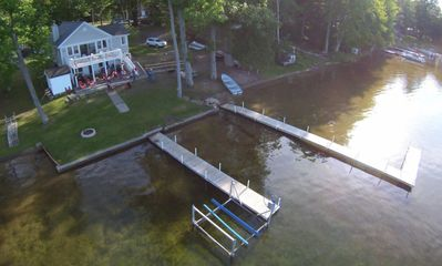 Photo for Ford Lake House near Fountain, Michigan All-Sports Ford Lake
