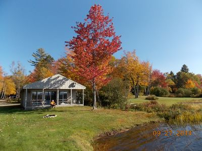 Photo for Cottage on Akers Pond