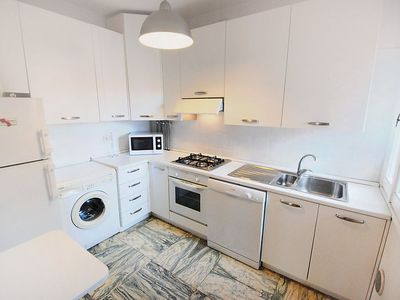 Photo for Apartment 139 m from the center of Venice with Internet, Washing machine (116319)