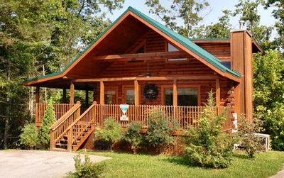 Photo for 2BR House Vacation Rental in Gatlinburg, Tennessee