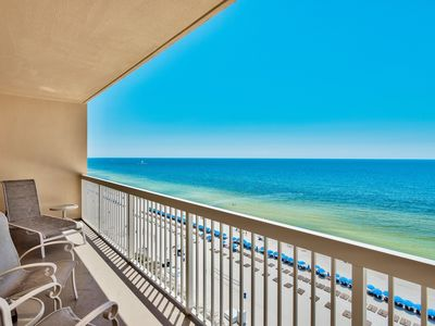 Photo for UNIT 1008W.OPEN 4/13-19 NOW ONLY $1461 TOTAL!  WALK TO PIER PARK! WOW VIEWS!