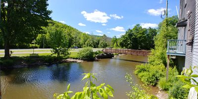 Photo for Cozy Getaway Apartment in the heart of Margaretville in the Catskill Mountains