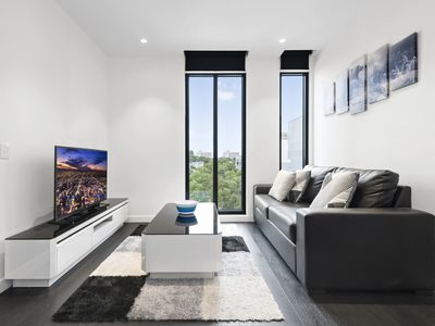 Photo for 2BR Apartment Vacation Rental in South Yarra