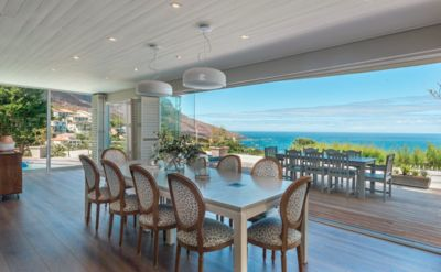 Photo for A Modern Open-Plan Beach Home in Camps Bay