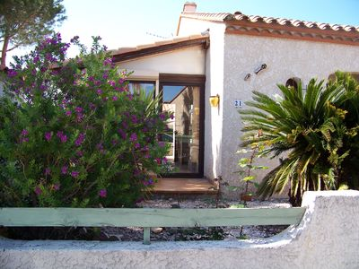 Photo for House in Condominium Saint-Cyprien Plage