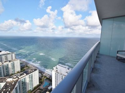 Photo for Ocean and Bay Views 1 Bed 1 Bath @ Hyde Beach Resort