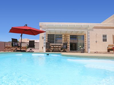 Photo for Comfy Casita with Private Pool