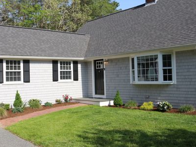 Photo for Gorgeous & spacious 3BR/3BA in Cotuit, Sleeps 12 - 1 mile to beach