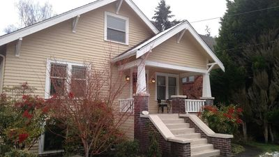 Lovely three bedroom craftsman home