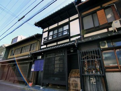 Authentic Licensed Kyo-Machiya Townhouse