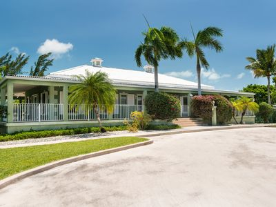 The Luxury Villa On Providenciales Golf Course, Turks and Caicos Islands