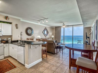 Photo for 1 BD/2BA & bunks! BEACH CHAIRS! OPEN SEPT 27 - OCT 6th! FALL BREAK SPECIAL! $99