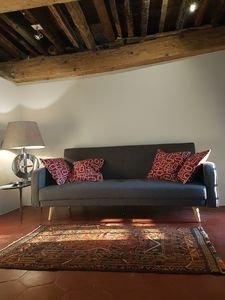 Photo for Charming apartment in the heart of the historical center