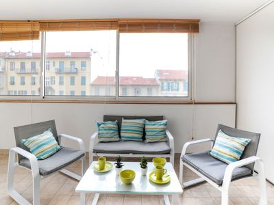Photo for Apartment Cap Californie in Nice - 4 persons, 1 bedrooms
