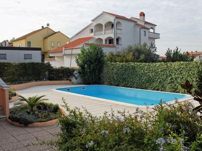 Photo for Two bedroom apartment with terrace and sea view Zadar - Diklo (Zadar) (A-5774-d)
