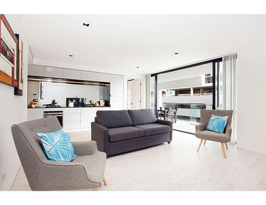Photo for Sleek modern apartment in the heart of Manly