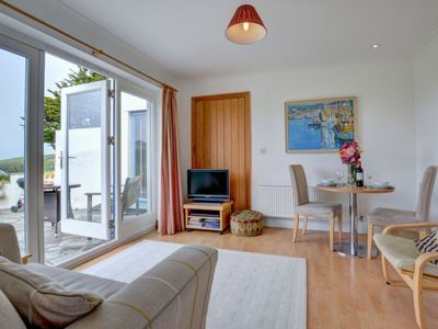 Photo for Vacation home The Wing in Wadebridge - Padstow - 2 persons, 1 bedrooms