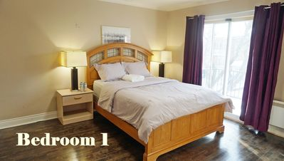Photo for Apartment 4 Beds, 20m to Downtown Montreal
