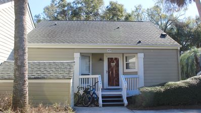 Photo for Lovely Cottage! Golf Views! One Floor Living w/ Few Steps! Close to Beach!