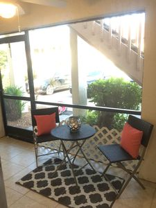 Covered and Screened Outdoor Patio