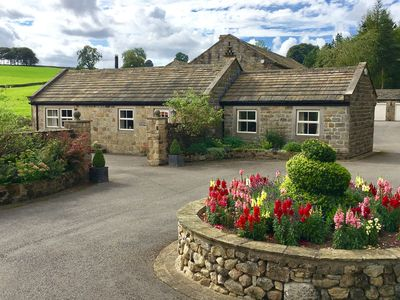Photo for 5⭐️ luxury rural retreat in the heart of North Yorkshire, with a welcome hamper