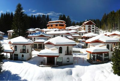 Ski Chalets at Pamporovo Village