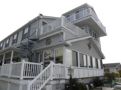 Photo for 6 Bedroom 3.5 Bath House w/Boat Dock & Large Patio for Grilling Beautiful Views