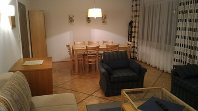 Photo for Spacious apartment in a prime location in the city of Salzburg