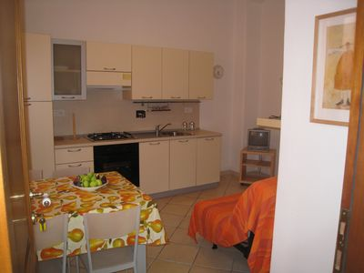 Photo for EOLIE Lipari-Canneto Very attractive apartment 30m from the beach
