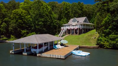 Life is Better on The Lake | Large Hyco Home W/ Incredible Views & Boat Options!