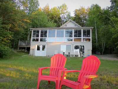 Photo for NEW LISTING! LAKELIFEat Beech Hill Pond! Family & Pet Friendly ACADIA, ELLSWORTH