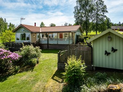 Photo for Beautiful, quiet and comfortable accommodation near Mullsjön