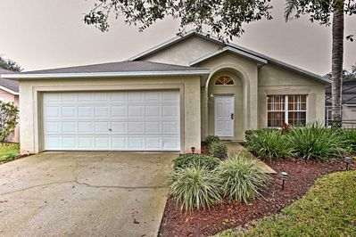 Fantastic House W Pool Game Room 15 Mins From Disney Clear Creek Home Interior And Landscaping Dextoversignezvosmurscom