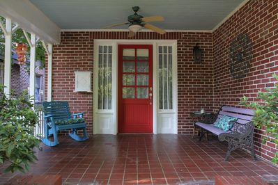Haymount Craftsman Home, 3500 sqf -short walk to attractions, short/long  stays - Terry Sanford