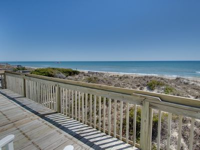 Photo for OCEANFRONT, BEAUTIFUL HOME W/ EASY, PRIVATE BEACH ACCESS