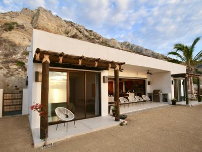 Photo for Beautiful Private Beachfront Casita