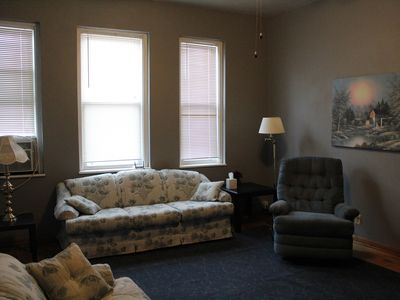 Photo for 1BR Apartment Vacation Rental in Westby, Wisconsin