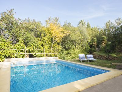 Photo for Las Rotas private 2600 m2. garden
