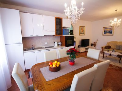 Photo for Angelina apartment-7km to the Rovinjs citty centar, 5km from the beach