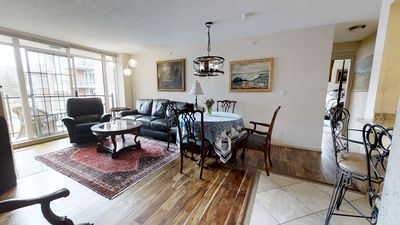 Photo for Luxury downtown condo, steps to Inner Harbor ! Ouiet Oasis, WiFi, Gym & parking